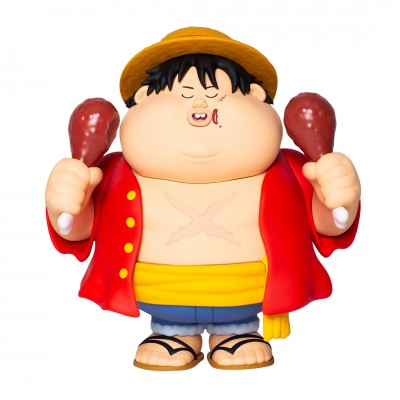 BUSTERCALL CHUNKY MONKEY.D.LUFFY