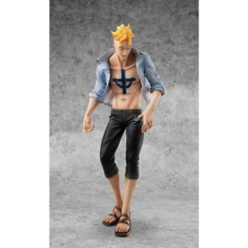 PORTRAIT.OF.PIRATES ONE PIECE  LIMITED EDITION  SHIP DOCTOR MARCO