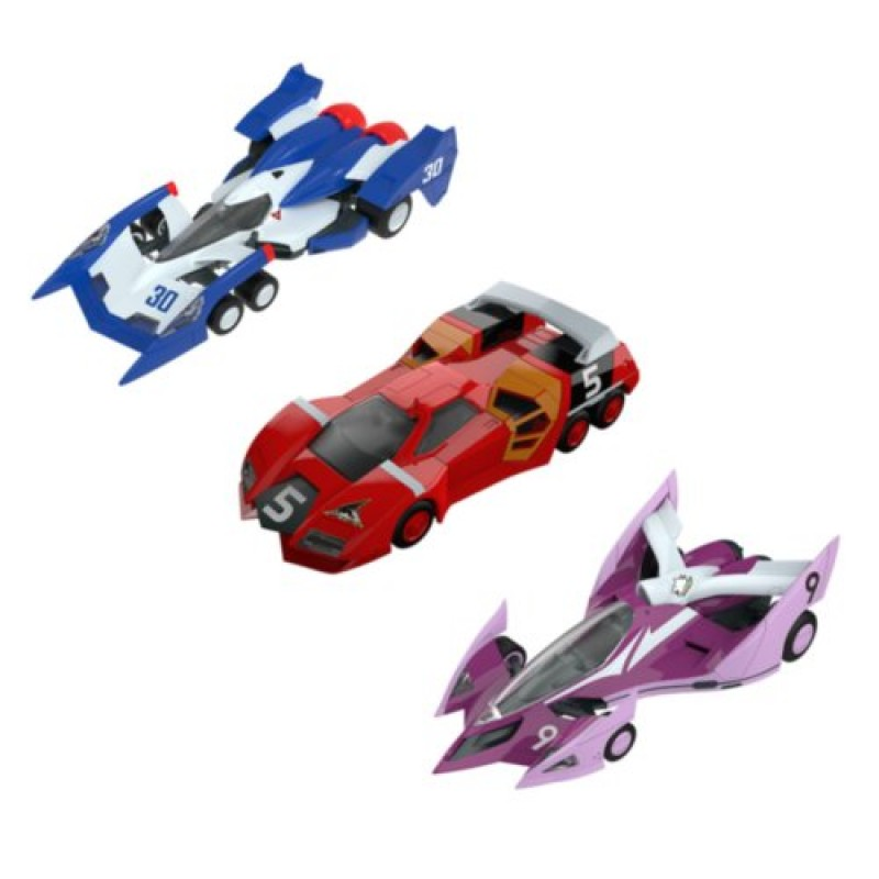 VARIABLE ACTION KIT FUTURE GPX CYBER FORMULA VOL.2 SET