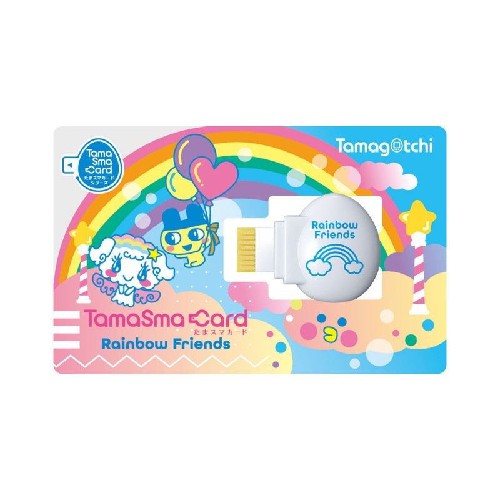 [PRE ORDER] TAMASMA CARD RAINBOW FRIENDS