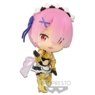 CHIBIKYUN CHARACTER RE:ZERO -STARTING LIFE IN ANOTHER WORLD-VOL.3(A:RAM)