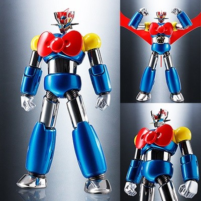 CHO MAZINGER Z(Hello Kitty color)