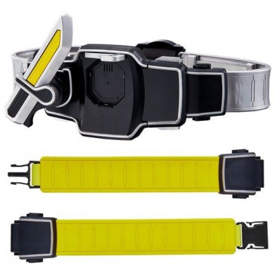 COMPLETE SELECTION MODIFICATION SENGOKU DRIVER PROJECT ARK EDITION(YELLOW)