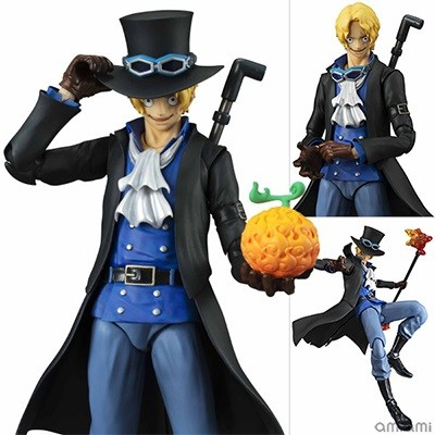 VARIABLE ACTION HEROES ONE PIECE SABO