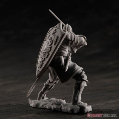 GAME PIECE COLLECTION DARK SOULS KNIGHT OF ASTRA,OSCAR & CHAOS WITCH QUELAAG