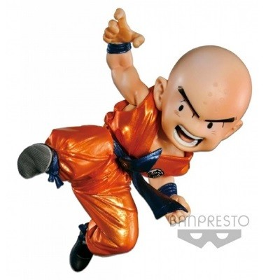 DB SCULTURES KURIRIN FIGURE METALLIC COLOR VER.