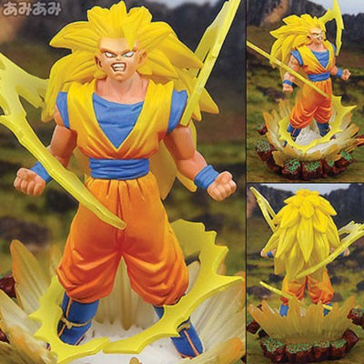 DRA CAP MEMORIAL 03 SUPER SAIYAN 3 SON GOKOU